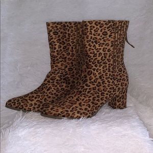 Leopard chase & Chole Booties